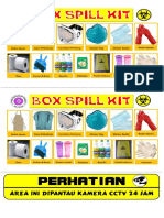 Box Spill Kit