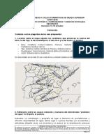 Soluciones Prueba de Acceso a Ciclos Formativos de Grado Superior Junio 2018 Geografia