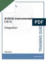 TM-6107 AVEVA Instrumentation (12 1) Integration Rev 3.0