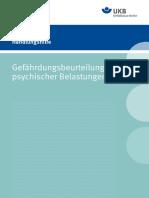 Ukb Handlungshilfe Gefahrdungsbeurteilung Psychischer Belastungen Web2