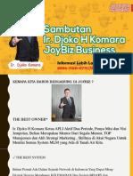 TERPERCAYA!! WA 0896-7100-0771 | Joybiz Kota, Joybiz Marketing Plan Bone