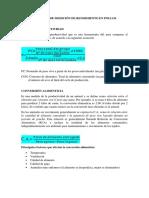 Índice de Productividad_2c C.a y ECA. Pollos