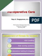 1 Perioperative Care