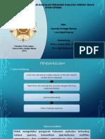 PPT Pengaruh Frekuensi Ejakulasi Terhadap Kualitas Sperma Segar Ayam