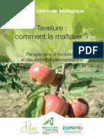 Verger cidricole biologique_Tavelure  comment la maîtriser  Perspectives d'évolutions et résultats d'expérimentations.pdf