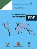 El Conflicto en Colombia Texto Capitulo 1 Antecedentes Del Conflicto