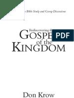 Rediscovering the Kingdom of God