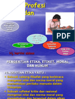 Pengertian Etika Dan Moral Dalam Kebidanan