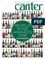 GamaralDecanter World Wine Awards 2018 Special – August 2018