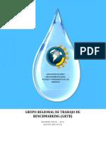 Informe Anual de Benchmarking de Aderasa 2016