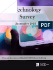 REALTOR® Technology Survey