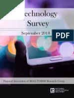 REALTOR® Technology Survey