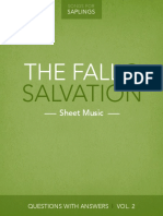 Vol 2 the Fall and Salvation Sheet Music