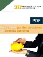 Obtener Donaciones Personas Pudientes