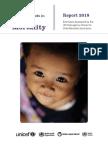 UN IGME Child Mortality Report 2018