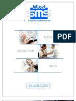 Automatización de la Fuerza de Ventas - Mind SMS - Sales Management System