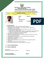 Contoh Surat Lamaran Cpns Pringsewu 2018