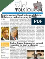 The Suffolk Journal 10/6/2010
