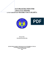 Pedoman Praktik Industri 2018