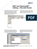 Biznet MetroNET and GamersNET - Connection Setting - Microtik Router.pdf