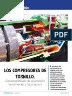 Los Compresores de Tornillo
