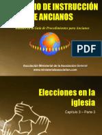 Cap6. Elecciones en la iglesia.ppt