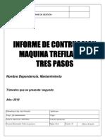Formato Presentación Informe de Gestión Copia