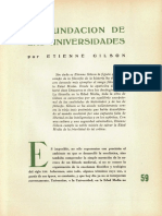 La fundacion de las universidades - Étienne Gilson.pdf