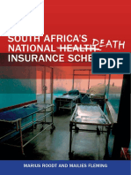 IRR - South Africa's National 'Death' Insurance Scheme