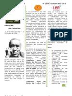 Boletim Informativo Outubro 2010