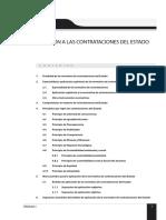 INTRODUCCIÓN A LAS CONTRATACIONES DEL ESTADO