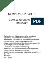 Material Elektroteknik - Bahasan 7.ppt