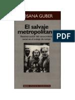 Cap4 El Salvaje Metropolitano Guber
