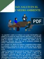 Seguridad y Salud en El Trabajo Tema 1
