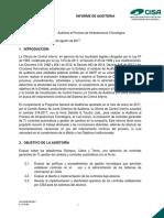 InformeDefinitivoAuditoriaInfraestructuraTecnologica_CISA