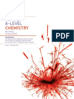 AQA Chemistry Specification