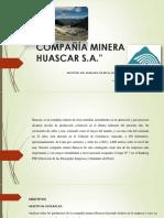 COMPAÑÍA MINERA HUASCAR S.pptx