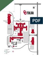 Ou Tulsa Campus Map