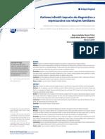 Autismo infantil - impacto do diagnóstico.pdf
