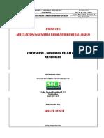 Prop. Proyecto Adecuación Laboratorio Metalútgico