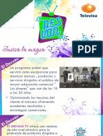El Desvan TV Social Media