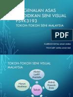 Tokoh Seni Malaysia
