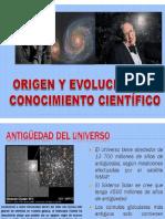 1. Origen y Evolucion Del Conocimiento Cientifico