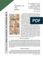 Artigo - Boas maneiras no ambiente de trabalho.pdf