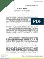Atilra - falsa denuncia contra Héctor Ponce