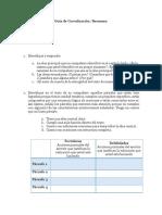 Guía de Coevaluación Resumen