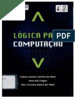 LÓGICA PARA COMPUTAÇÃO - Silva-Finger-Melo.pdf
