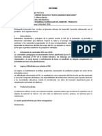 Oficial Informe Producto