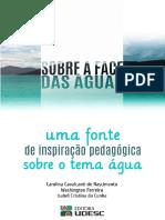 Livro Sobre a Face Das Águas_PDF