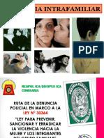 Violencia Familiar Mayra